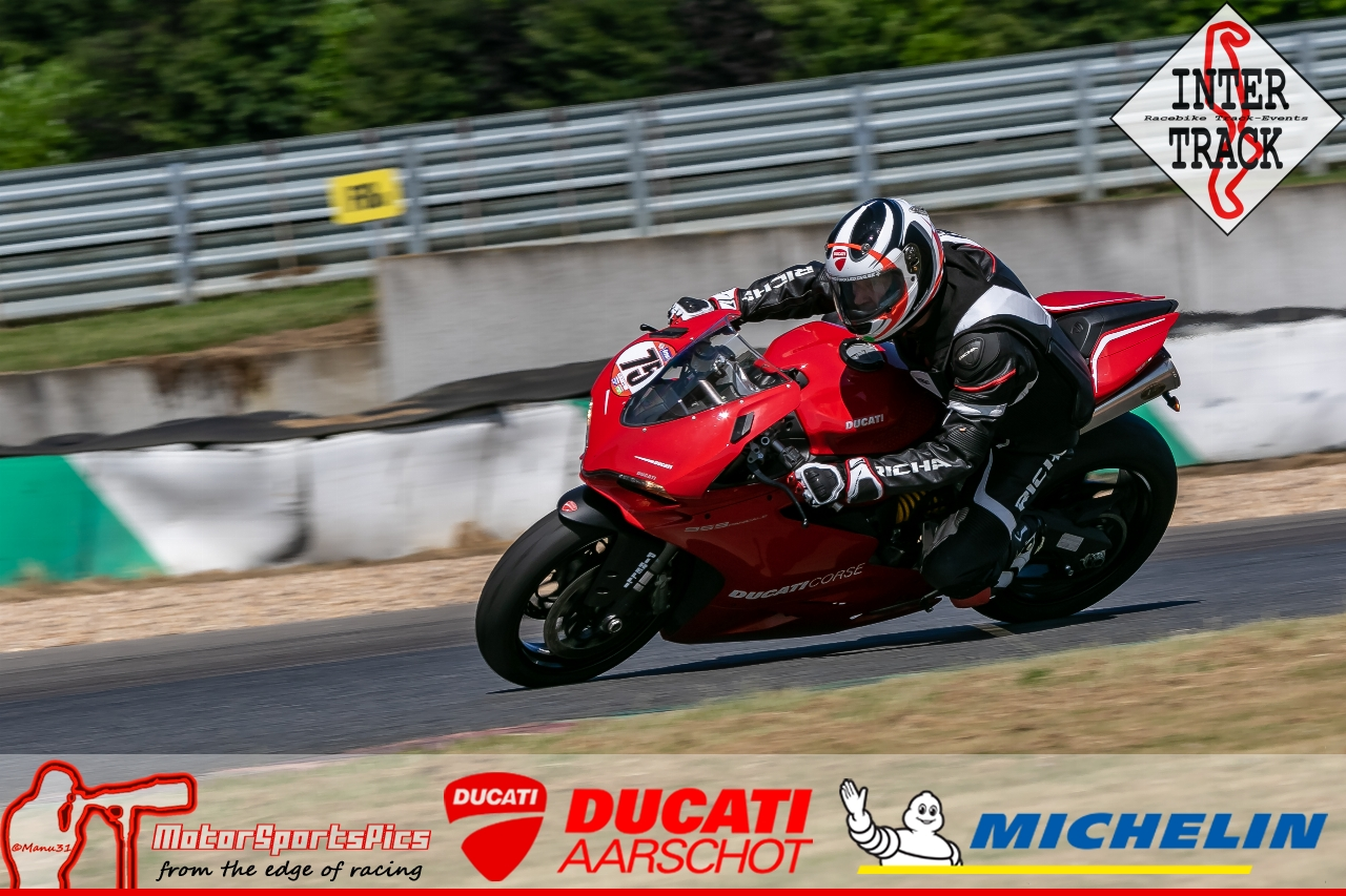 28-06-19 Inter-Track at Mettet Ducati Aarschot day Group 2 Blue #119