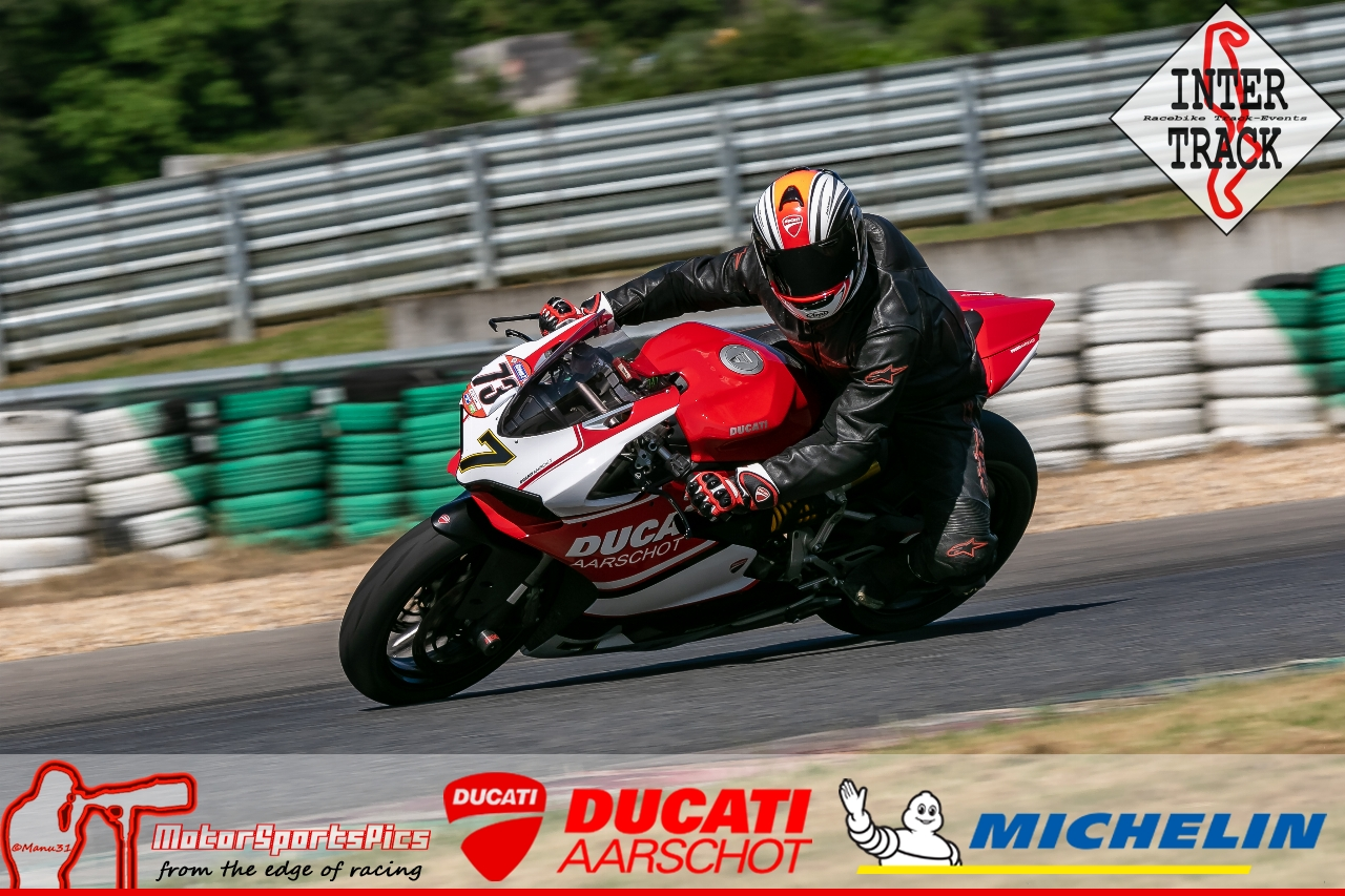 28-06-19 Inter-Track at Mettet Ducati Aarschot day Group 2 Blue #123