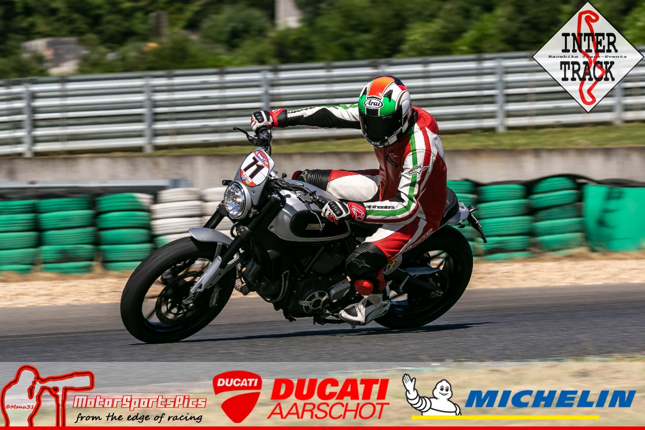 28-06-19 Inter-Track at Mettet Ducati Aarschot day Group 2 Blue #124