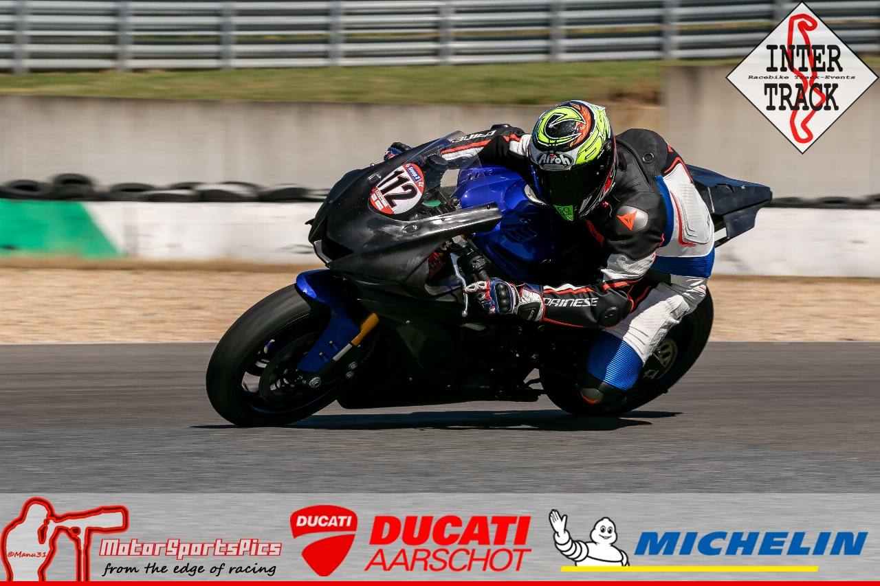 28-06-19 Inter-Track at Mettet Ducati Aarschot day Group 2 Blue #127