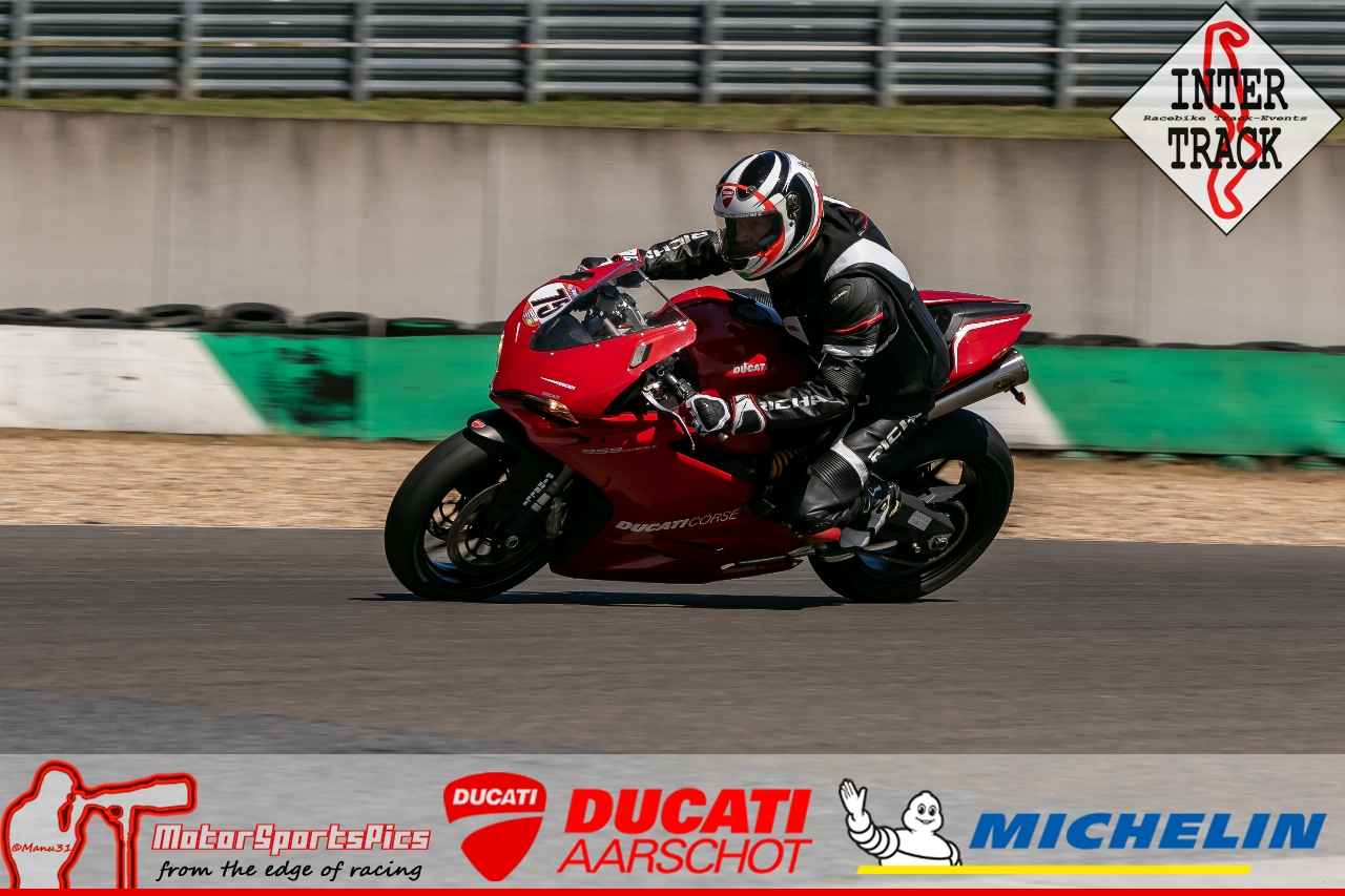 28-06-19 Inter-Track at Mettet Ducati Aarschot day Group 2 Blue #128