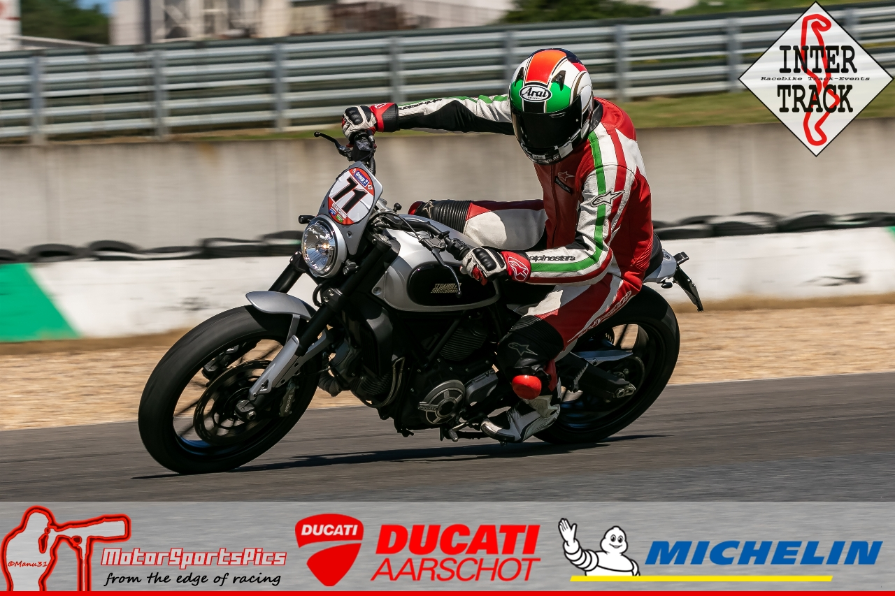 28-06-19 Inter-Track at Mettet Ducati Aarschot day Group 2 Blue #134