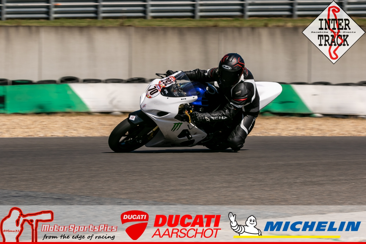 28-06-19 Inter-Track at Mettet Ducati Aarschot day Group 2 Blue #138