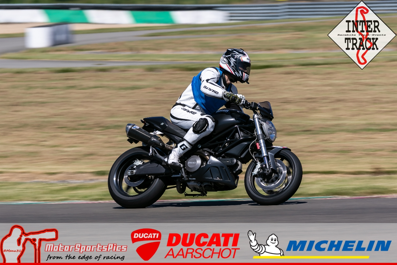 28-06-19 Inter-Track at Mettet Ducati Aarschot Day Group 1 Green #101