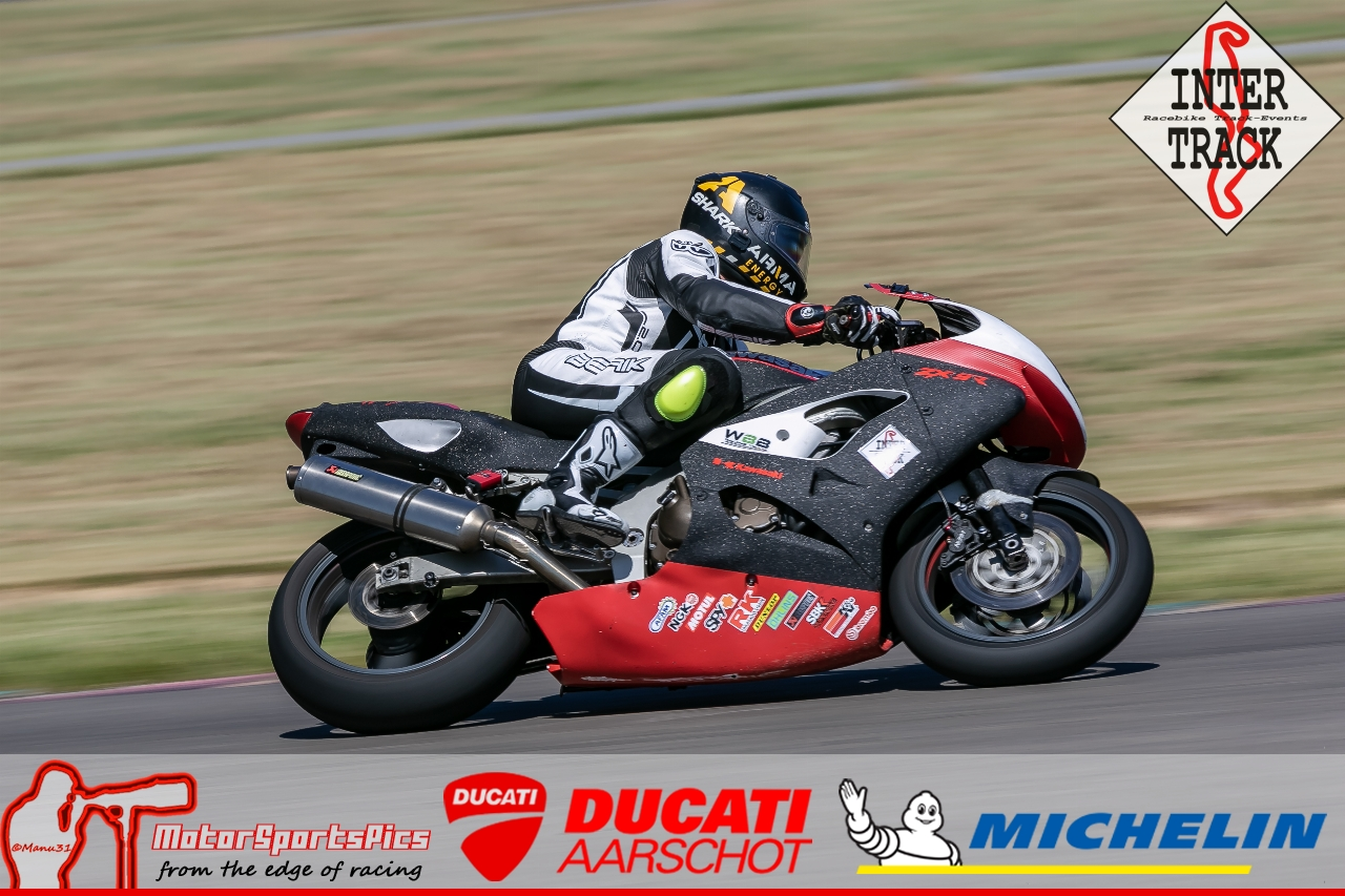 28-06-19 Inter-Track at Mettet Ducati Aarschot Day Group 1 Green #107