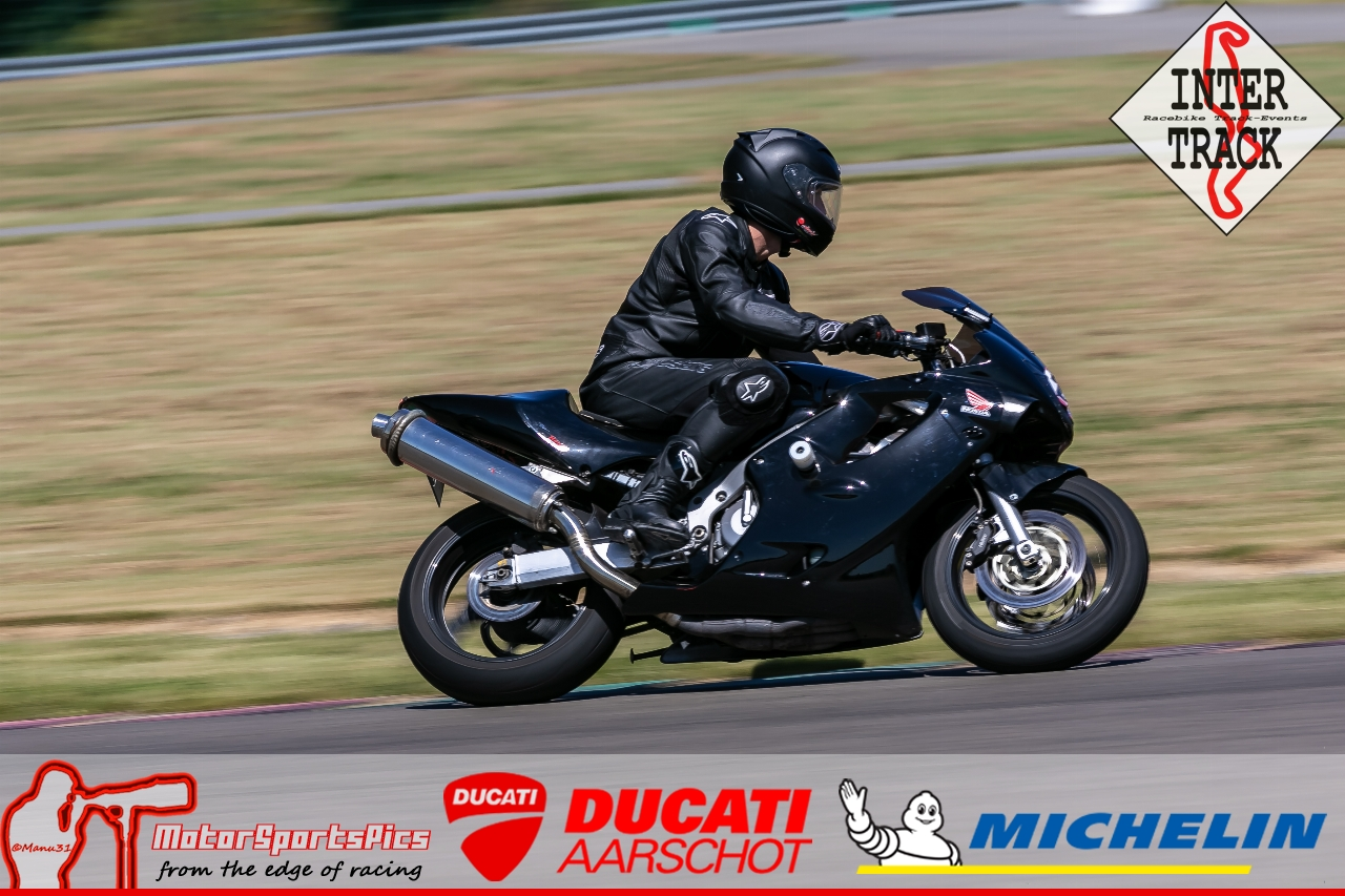 28-06-19 Inter-Track at Mettet Ducati Aarschot Day Group 1 Green #111