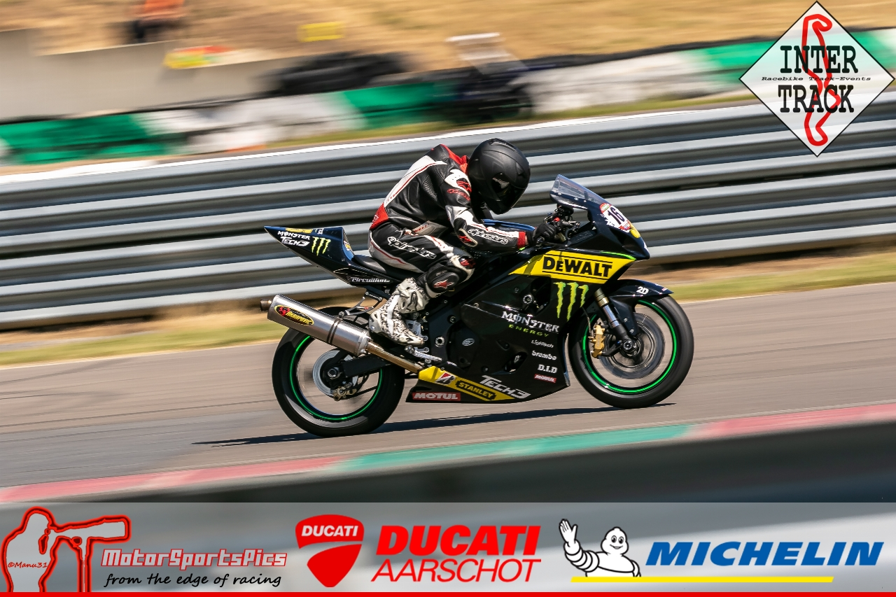 28-06-19 Inter-Track at Mettet Ducati Aarschot Day Group 1 Green #123