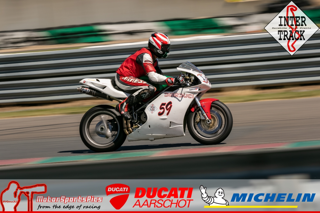 28-06-19 Inter-Track at Mettet Ducati Aarschot Day Group 1 Green #126