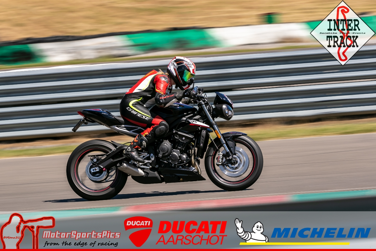 28-06-19 Inter-Track at Mettet Ducati Aarschot Day Group 1 Green #128