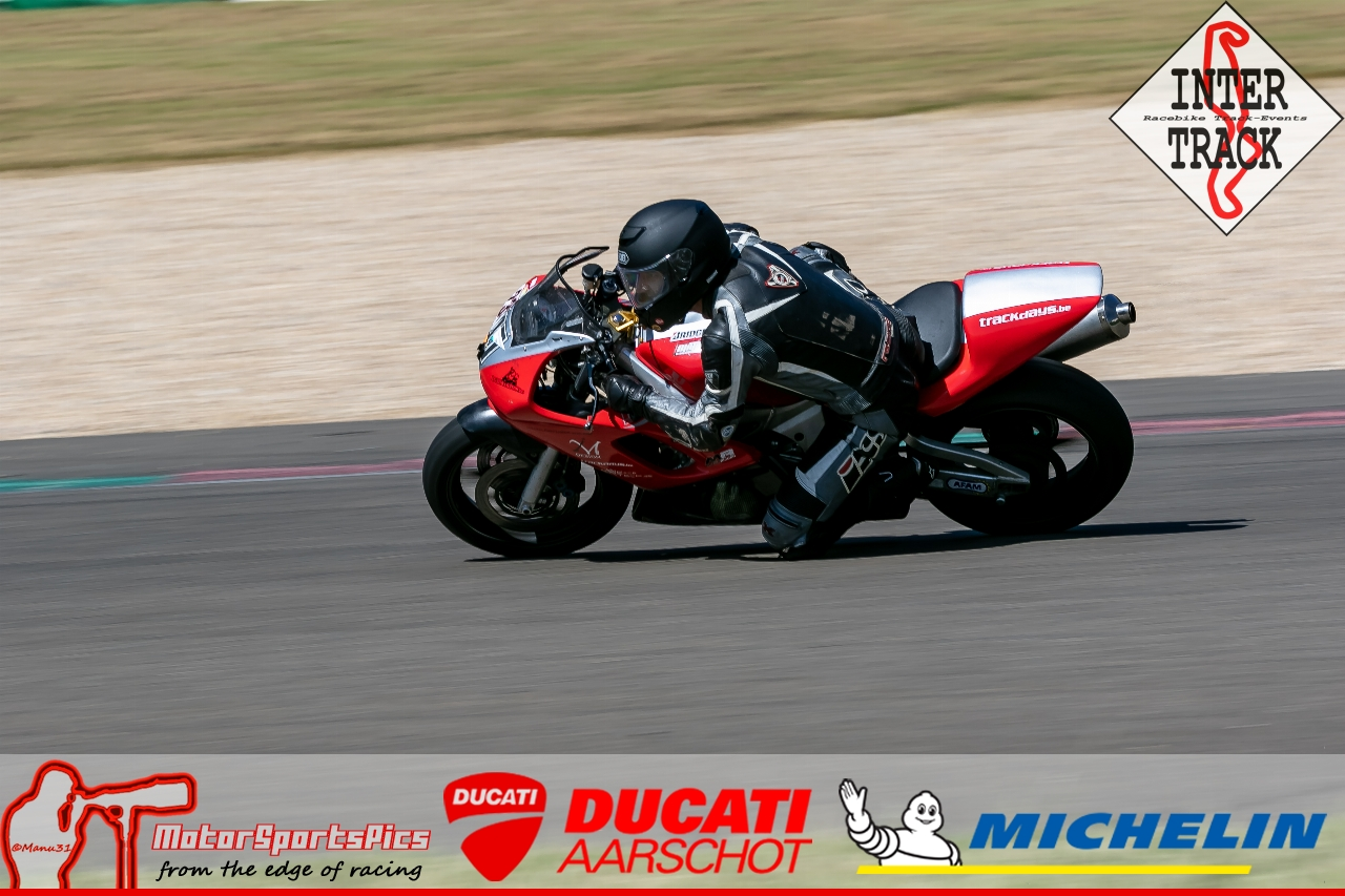 28-06-19 Inter-Track at Mettet Ducati Aarschot day Group 3 Yellow #107