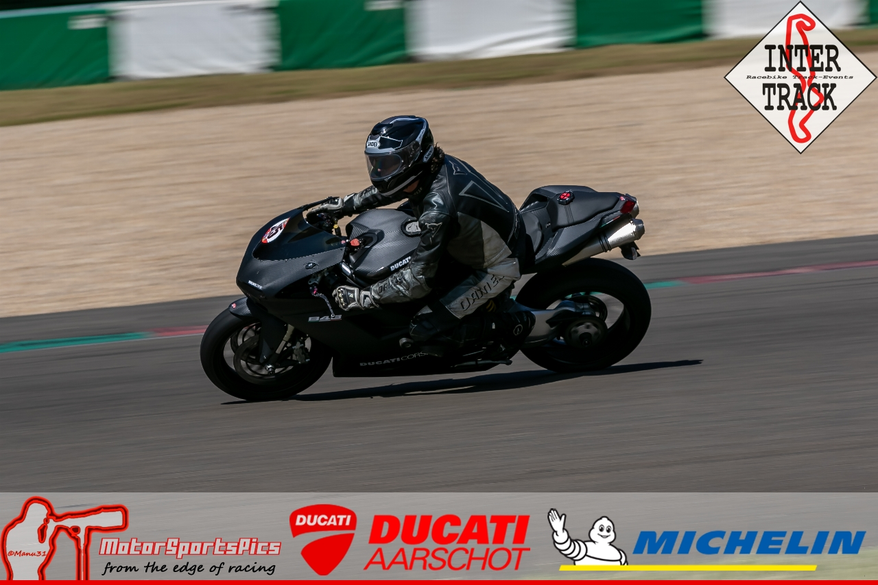 28-06-19 Inter-Track at Mettet Ducati Aarschot day Group 3 Yellow #111