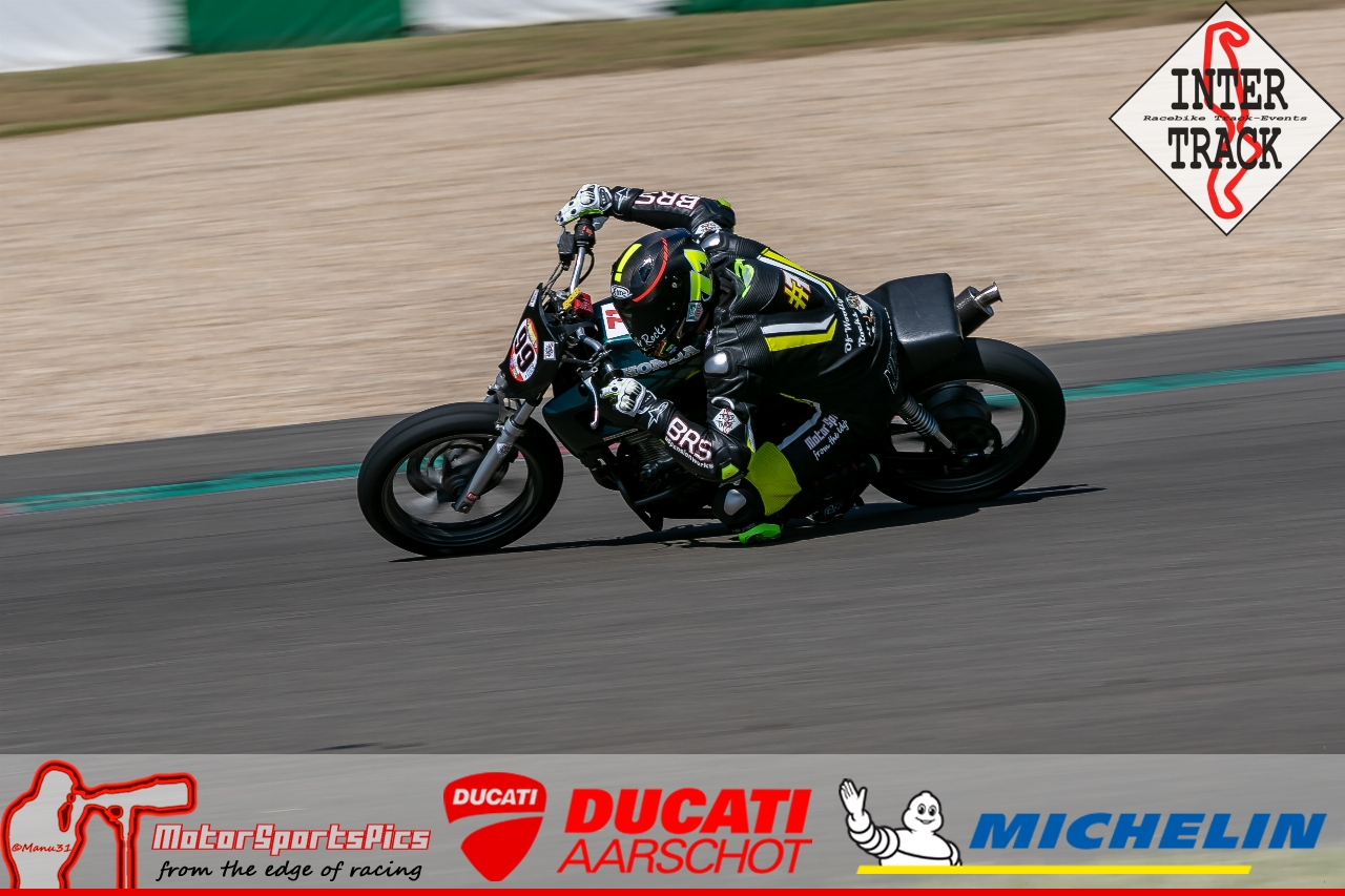 28-06-19 Inter-Track at Mettet Ducati Aarschot day Group 3 Yellow #121