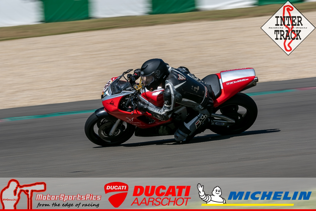 28-06-19 Inter-Track at Mettet Ducati Aarschot day Group 3 Yellow #125