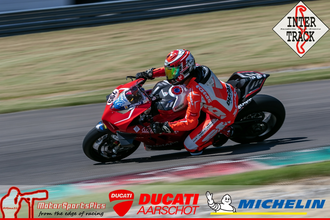 28-06-19 Inter-Track at Mettet Ducati Aarschot day Group 4 Red #100