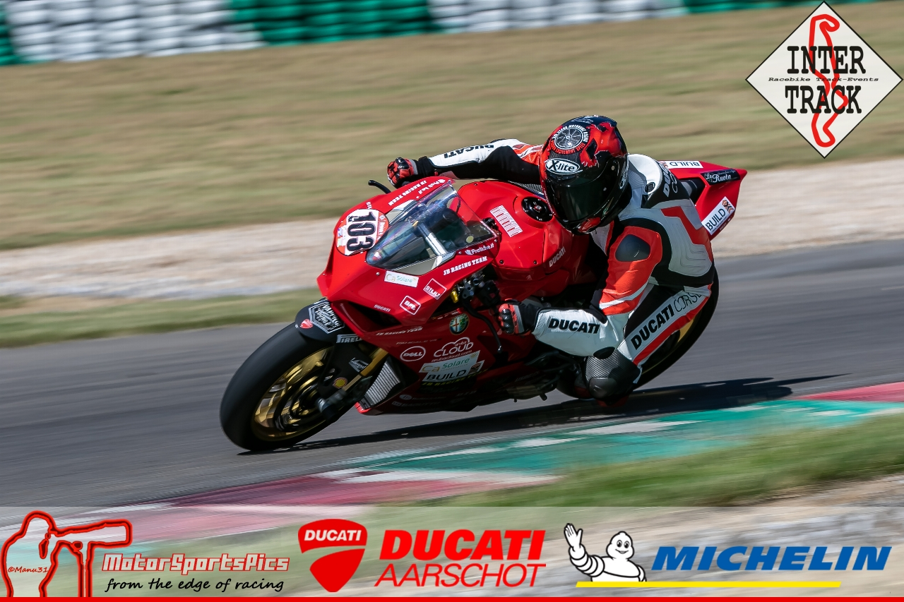 28-06-19 Inter-Track at Mettet Ducati Aarschot day Group 4 Red #105