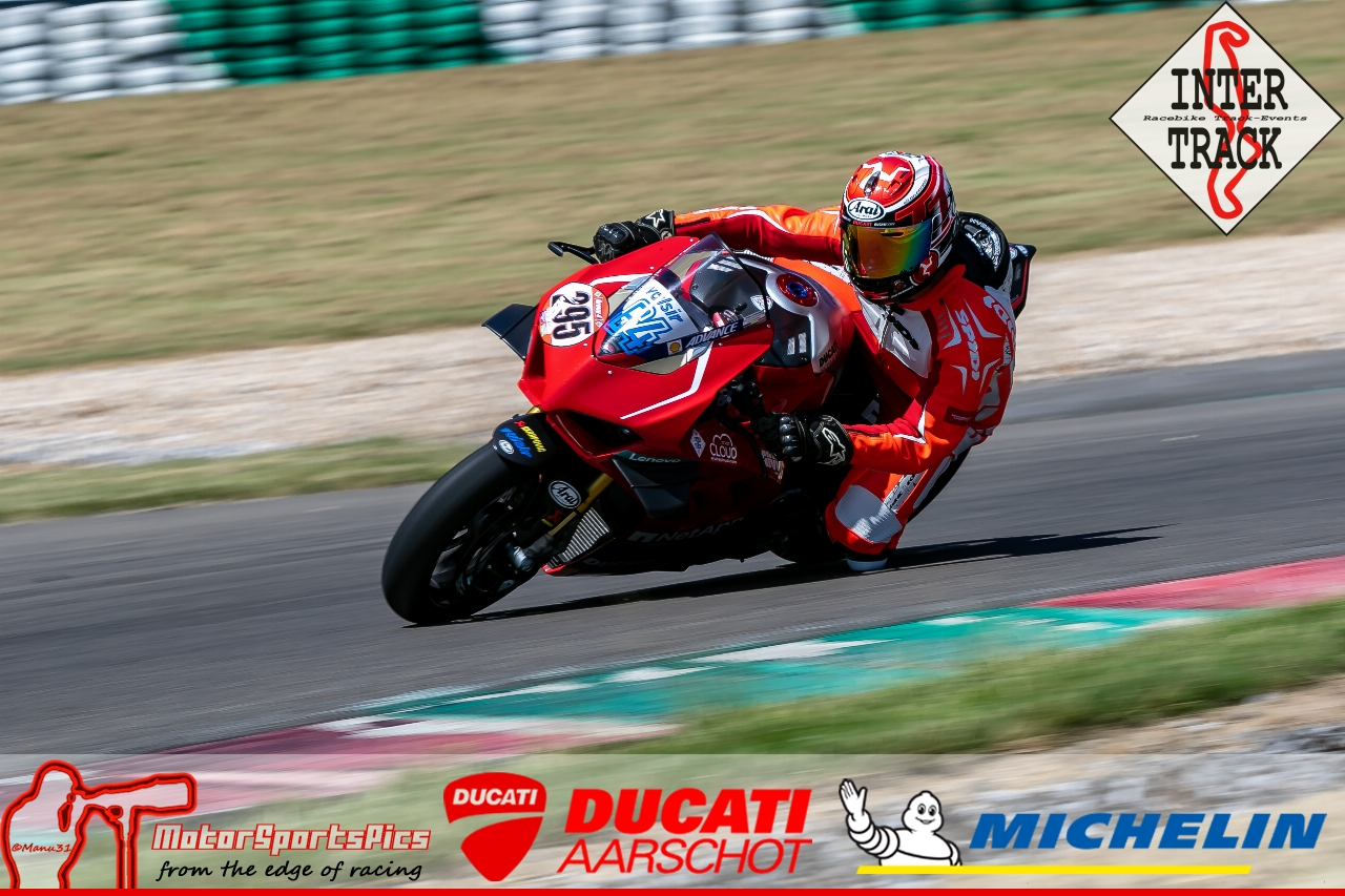 28-06-19 Inter-Track at Mettet Ducati Aarschot day Group 4 Red #106