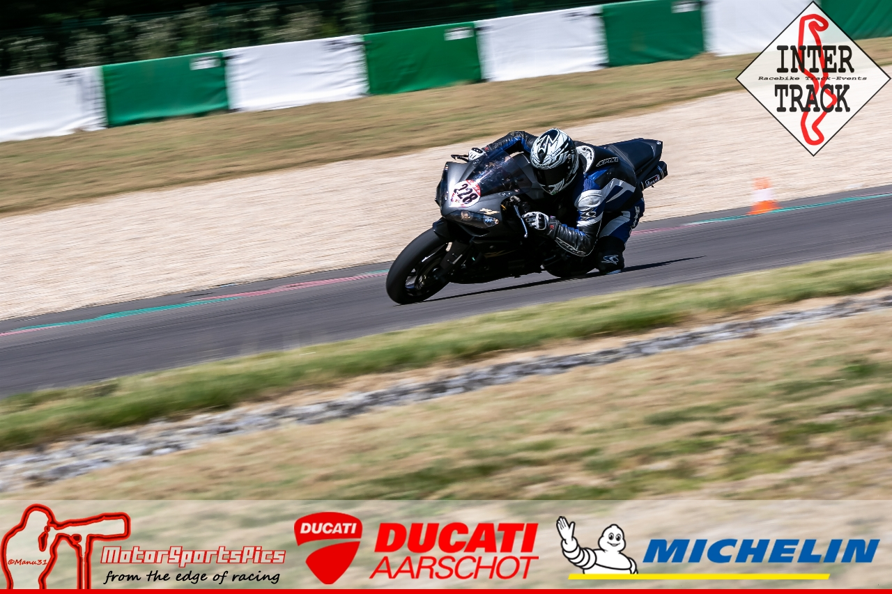 28-06-19 Inter-Track at Mettet Ducati Aarschot day Group 4 Red #115