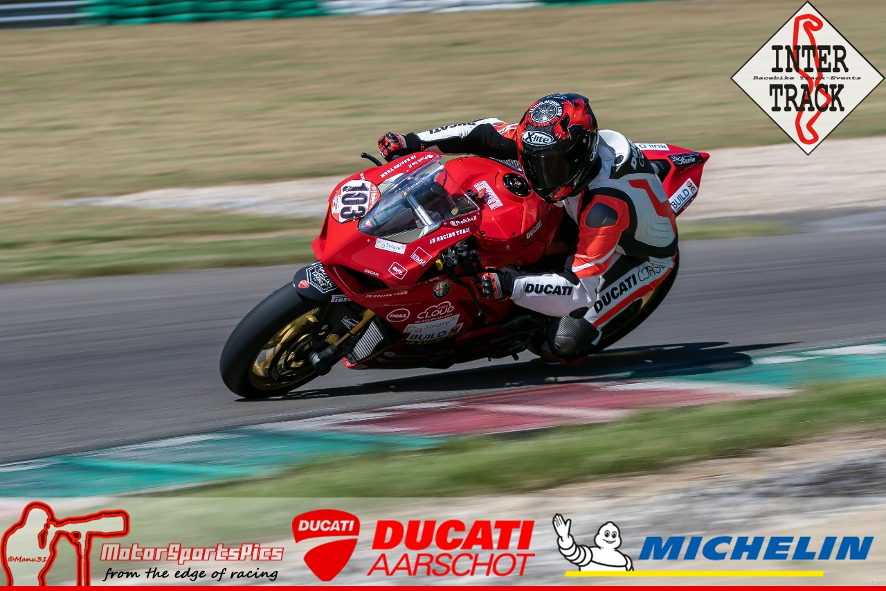 28-06-19 Inter-Track at Mettet Ducati Aarschot day Group 4 Red #118