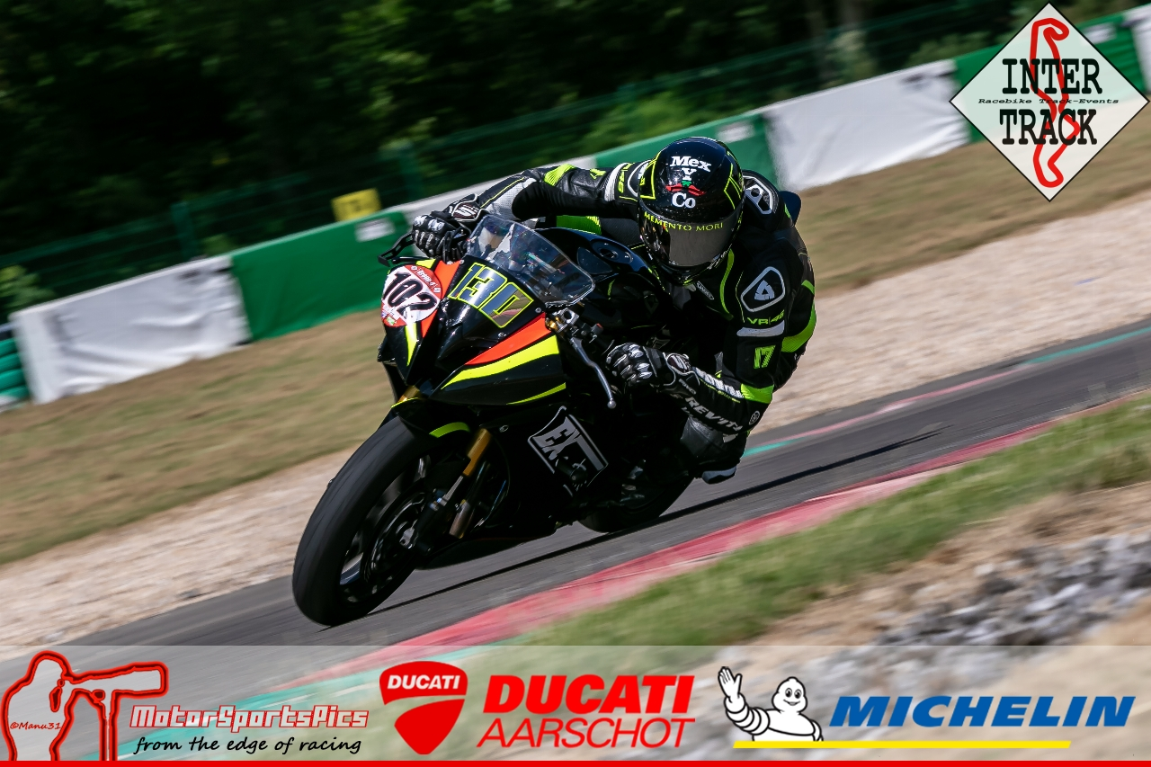 28-06-19 Inter-Track at Mettet Ducati Aarschot day Group 4 Red #122