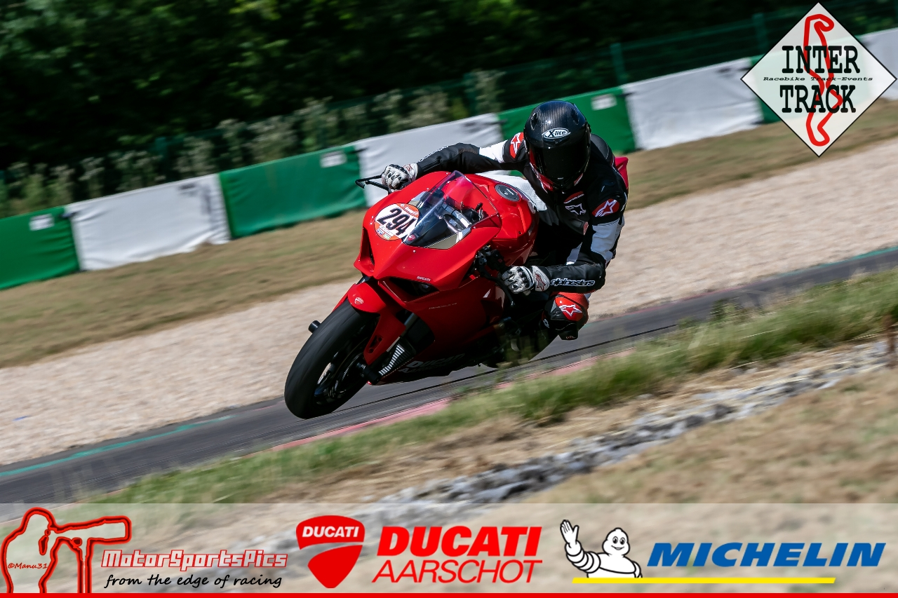 28-06-19 Inter-Track at Mettet Ducati Aarschot day Group 4 Red #130