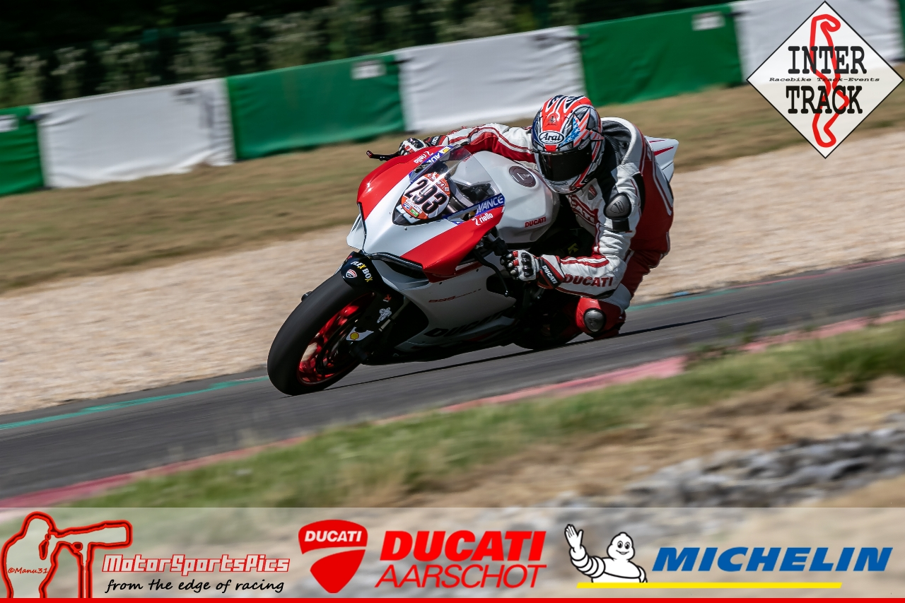 28-06-19 Inter-Track at Mettet Ducati Aarschot day Group 4 Red #131