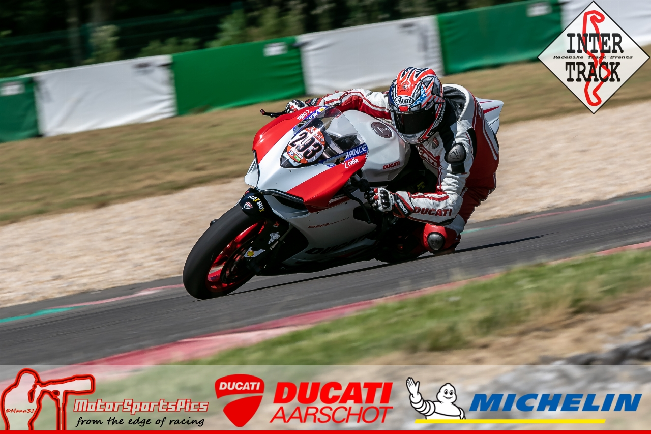 28-06-19 Inter-Track at Mettet Ducati Aarschot day Group 4 Red #132
