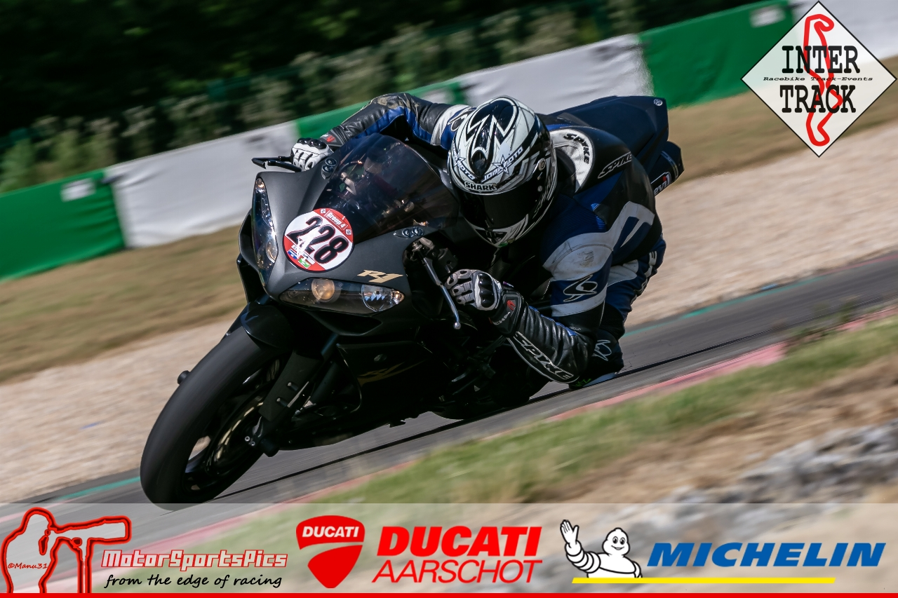 28-06-19 Inter-Track at Mettet Ducati Aarschot day Group 4 Red #138
