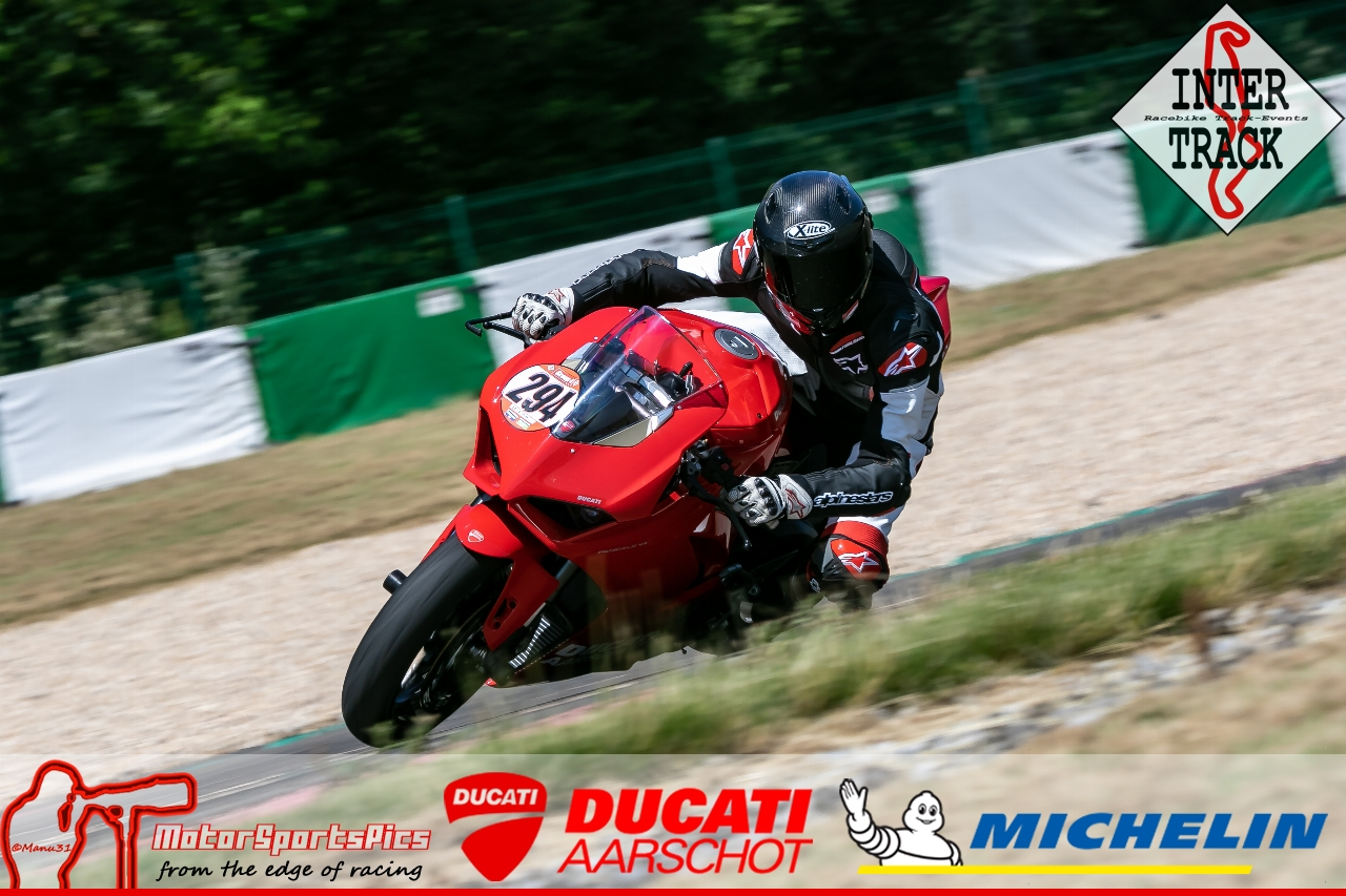 28-06-19 Inter-Track at Mettet Ducati Aarschot day Group 4 Red #139