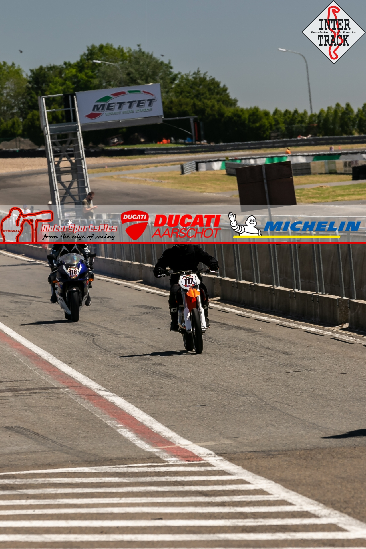 28-06-19 Inter-Track at Mettet Ducati Aarschot Day Group 1 Green #134