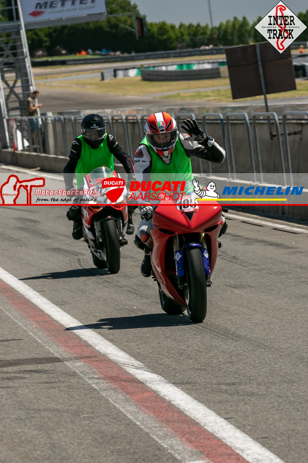 28-06-19 Inter-Track at Mettet Ducati Aarschot Day Group 1 Green #139