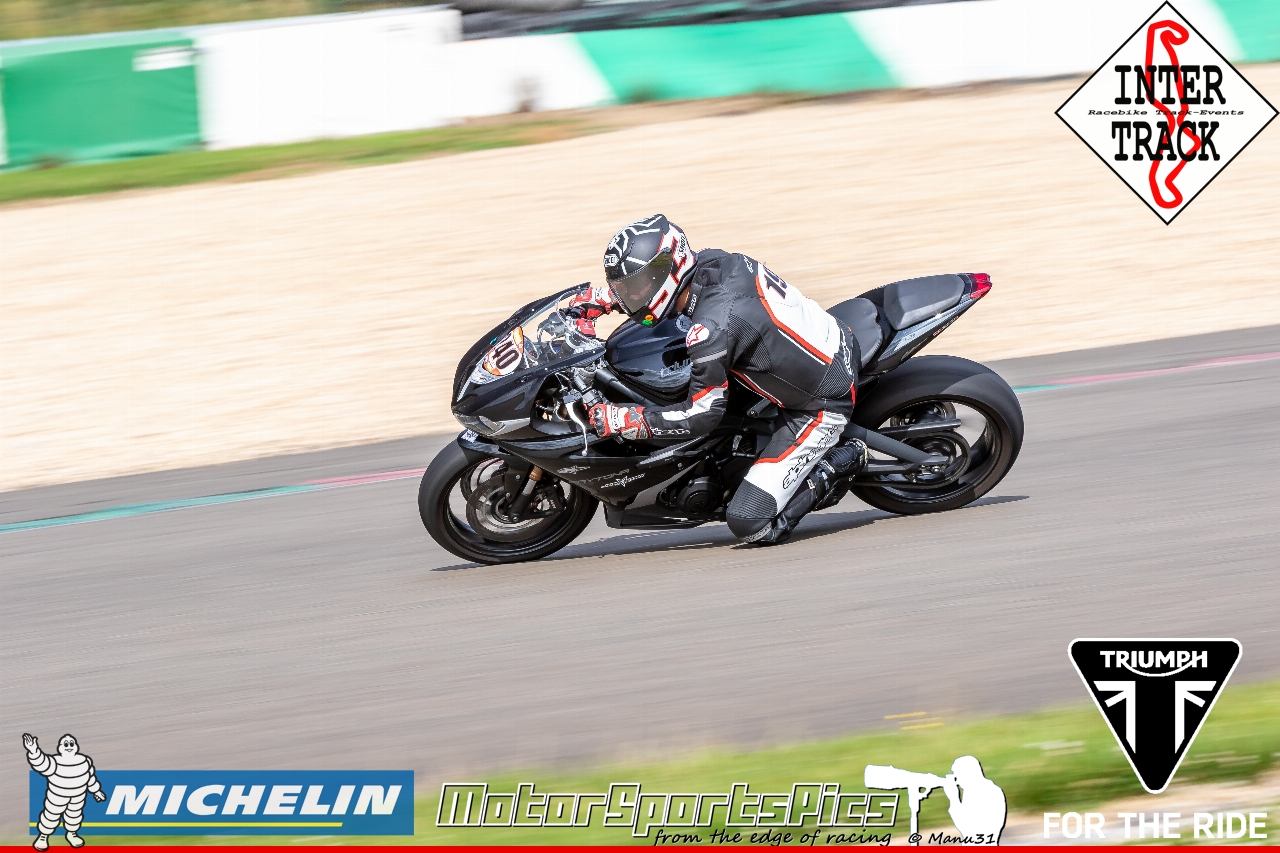 21-07-19 Inter-Track at Mettet Triump day Group 3 Yellow #11
