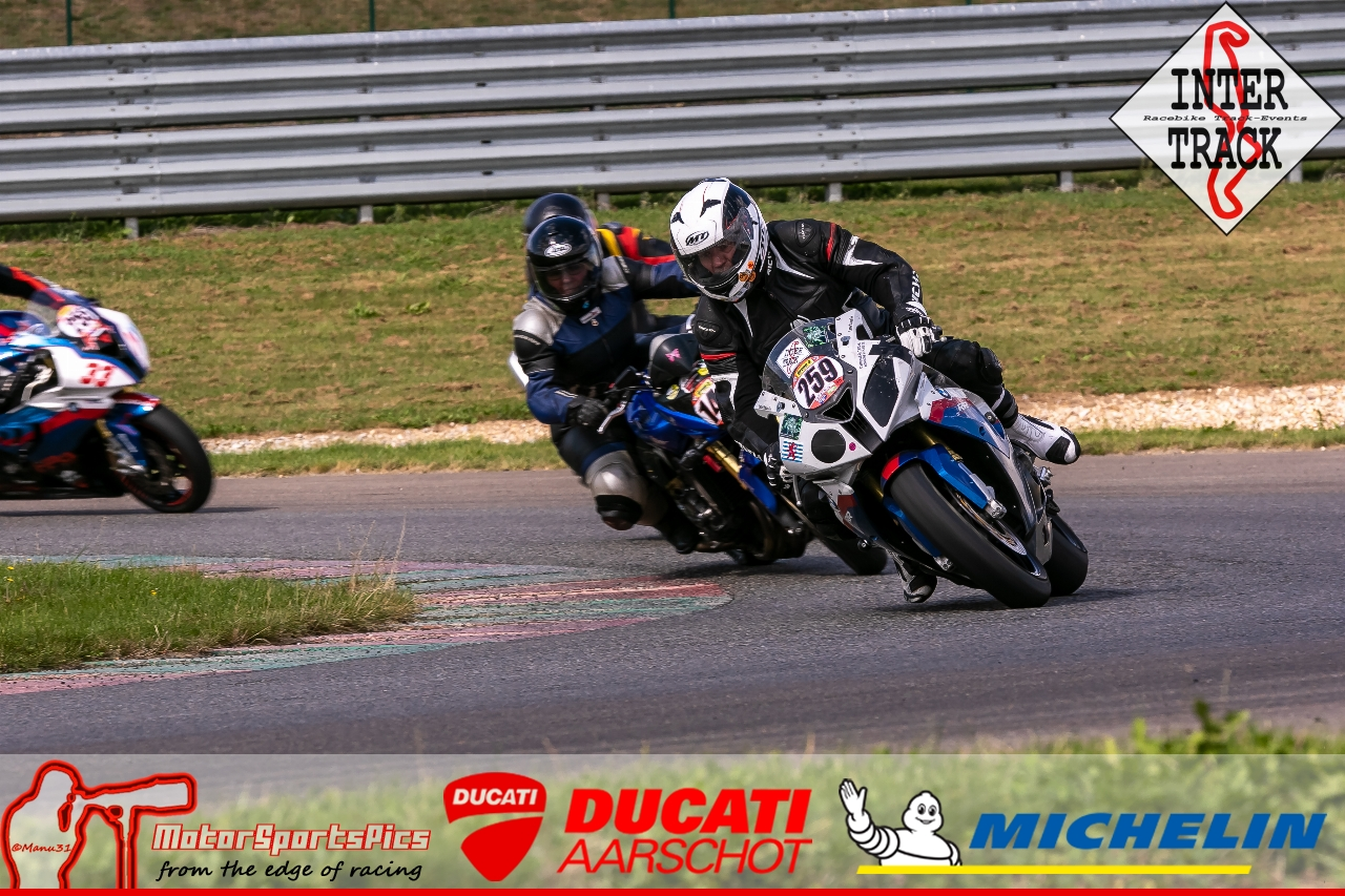 31-08+01-09-19 Inter-Track at Mettet Group 3 Yellow #1