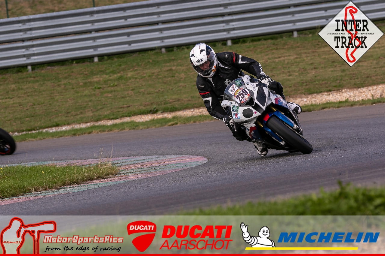 31-08+01-09-19 Inter-Track at Mettet Group 3 Yellow #13