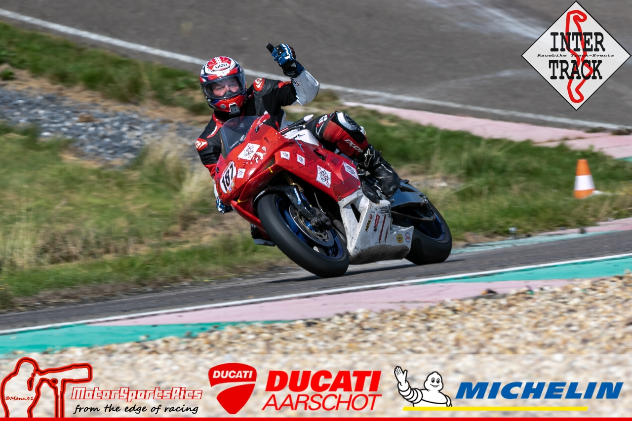 31-08+01-09-19 Inter-Track at Mettet Group 4 Red #9