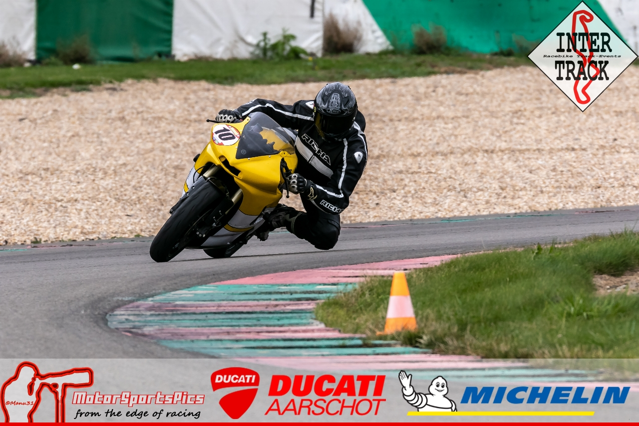 11-09-19 Inter-Track at Mettet Group 3 Yellow #164