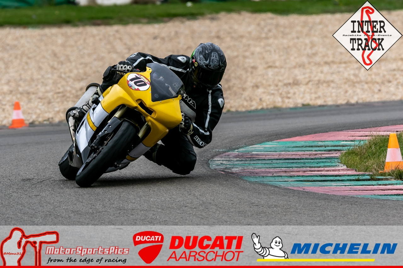 11-09-19 Inter-Track at Mettet Group 3 Yellow #165