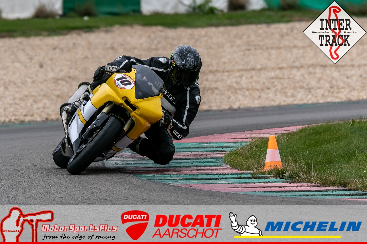 11-09-19 Inter-Track at Mettet Group 3 Yellow #184