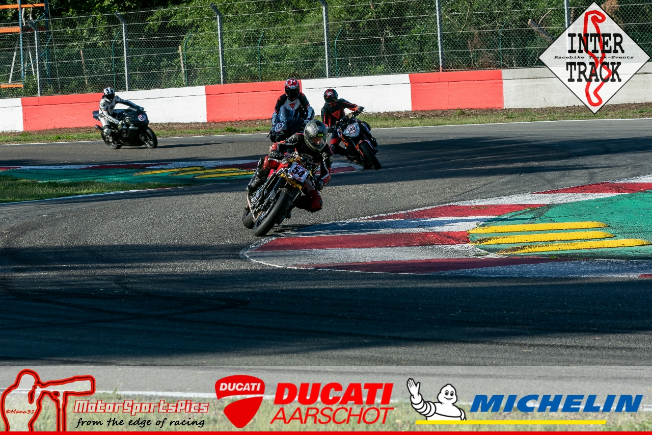 02-09-19 Inter-Track at Zolder group 2 Blue #1