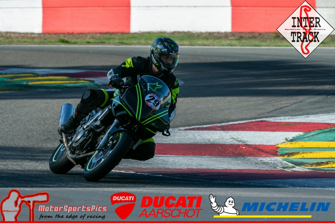 02-09-19 Inter-Track at Zolder group 2 Blue #10