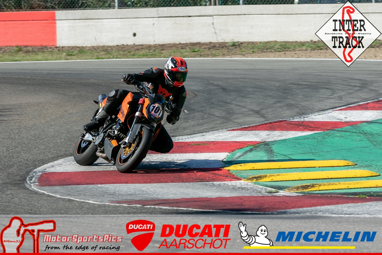 02-09-19 Inter-Track at Zolder group 3 Yellow #1