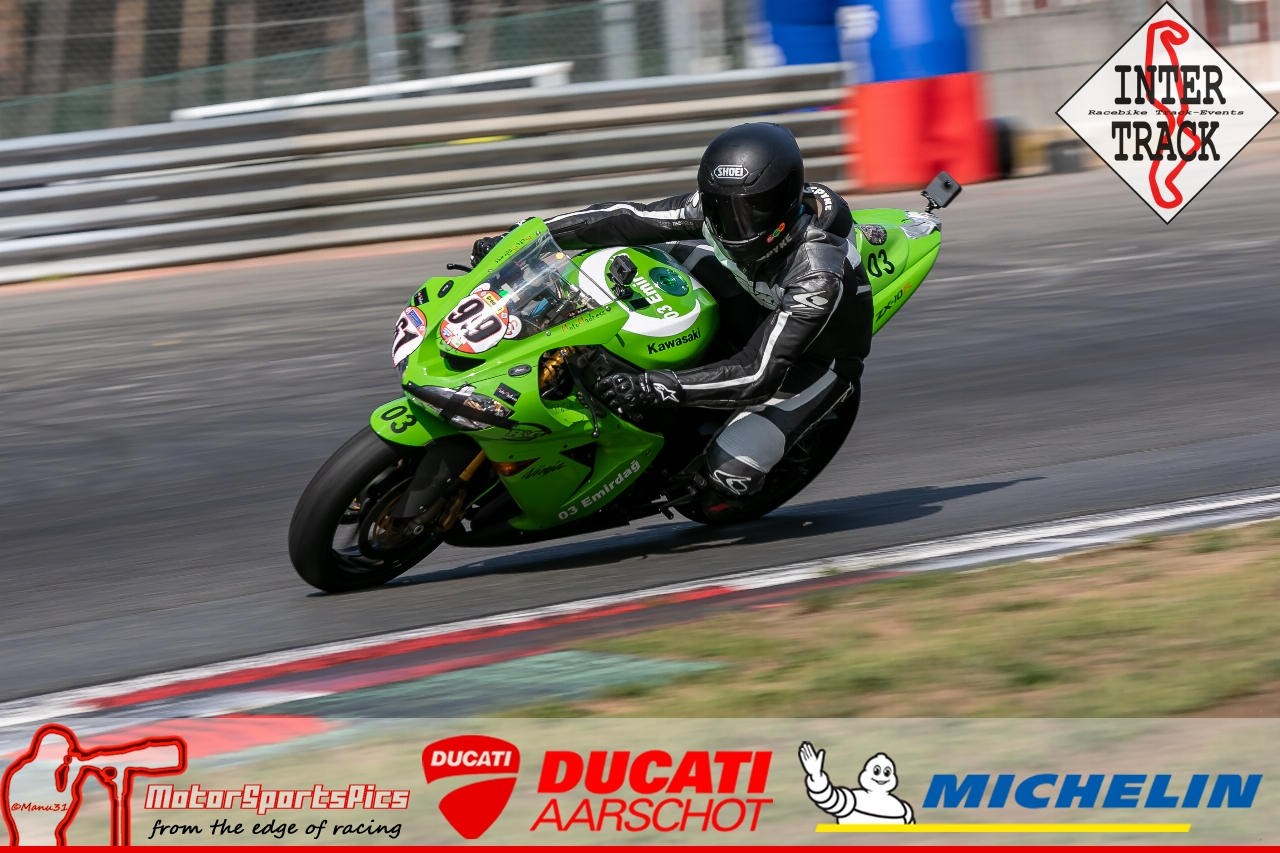 02-09-19 Inter-Track at Zolder group 3 Yellow #117