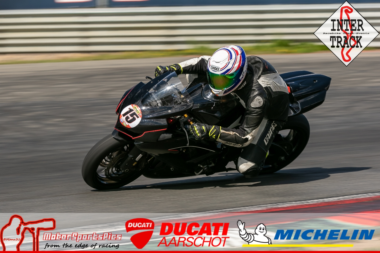 02-09-19 Inter-Track at Zolder group 3 Yellow #119