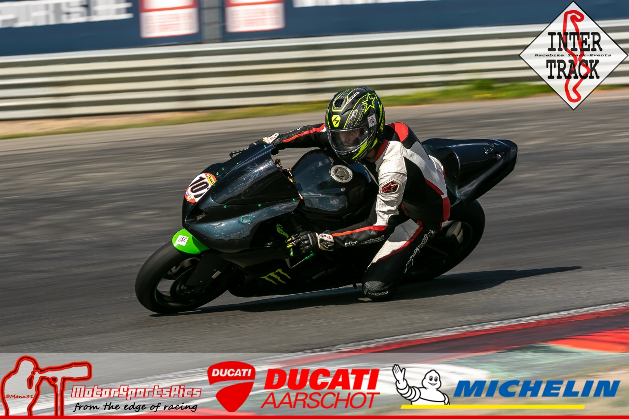 02-09-19 Inter-Track at Zolder group 3 Yellow #128