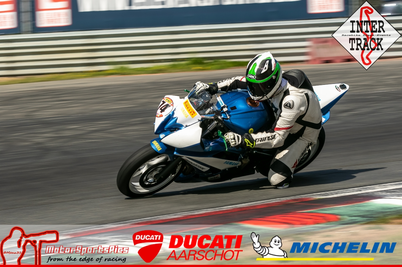 02-09-19 Inter-Track at Zolder group 3 Yellow #131