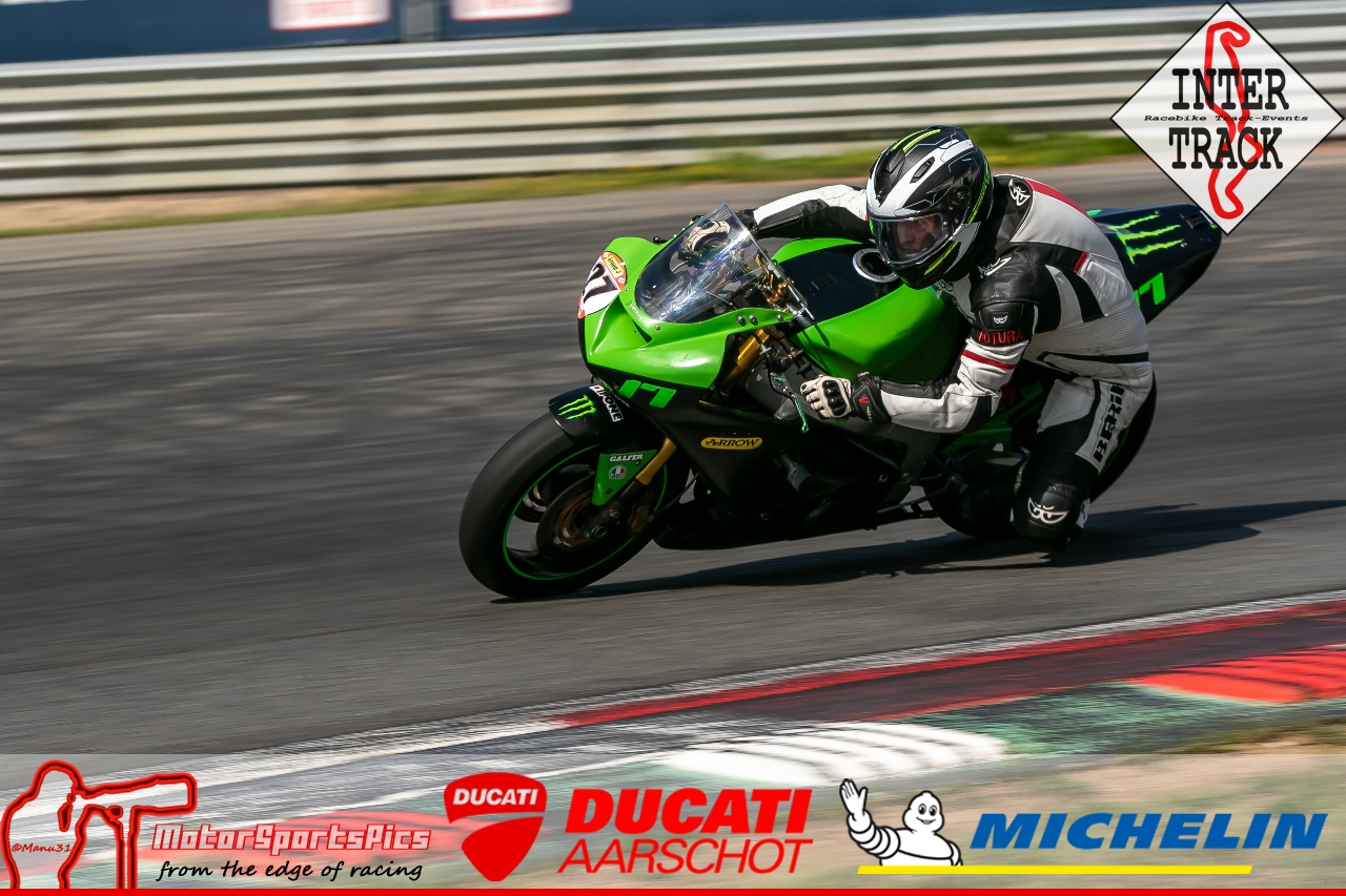 02-09-19 Inter-Track at Zolder group 3 Yellow #132