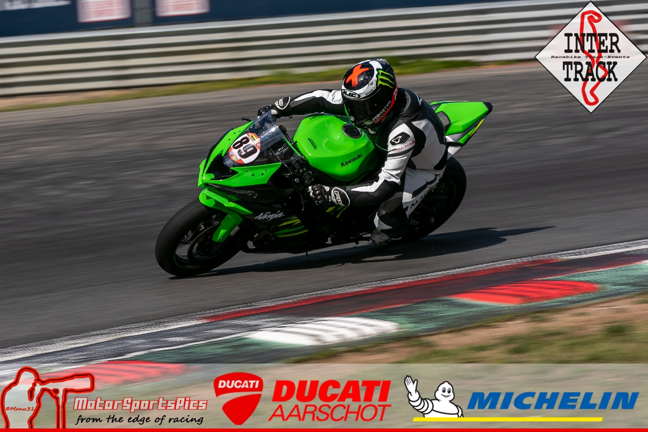 02-09-19 Inter-Track at Zolder group 3 Yellow #134