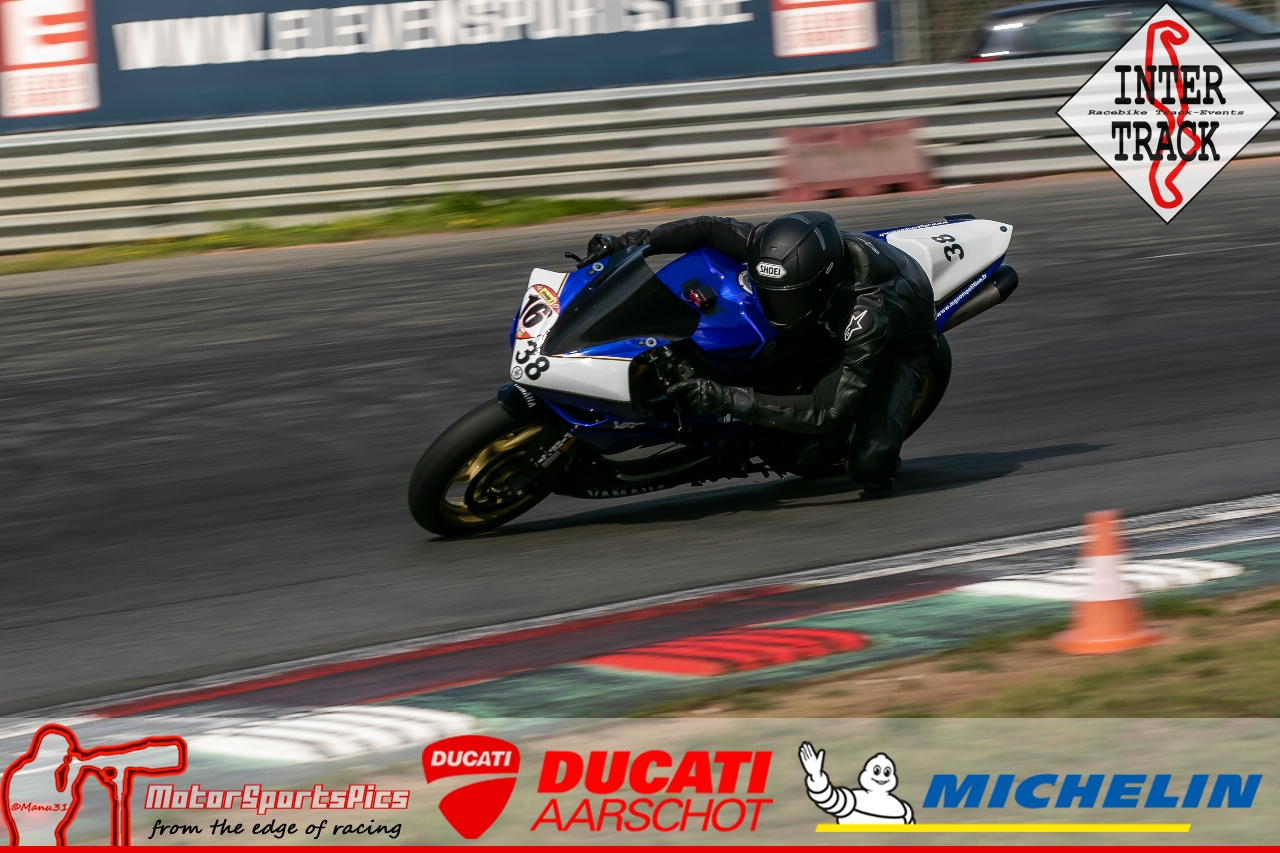02-09-19 Inter-Track at Zolder group 3 Yellow #135
