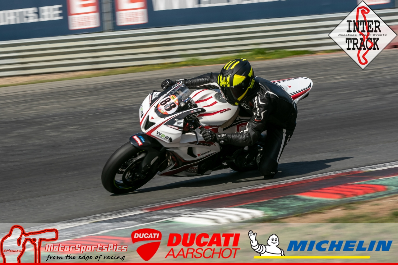 02-09-19 Inter-Track at Zolder group 3 Yellow #136