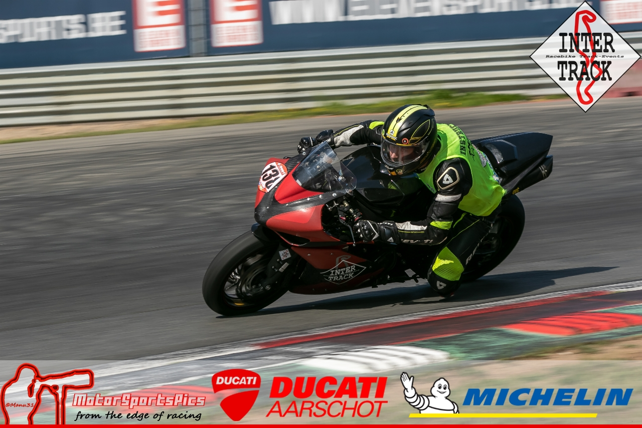 02-09-19 Inter-Track at Zolder group 3 Yellow #138