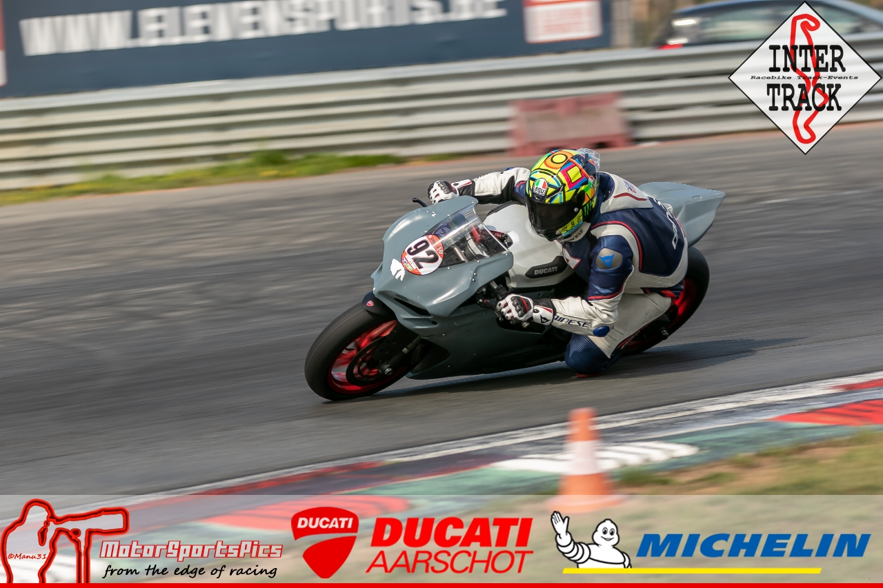 02-09-19 Inter-Track at Zolder group 4 Red #119